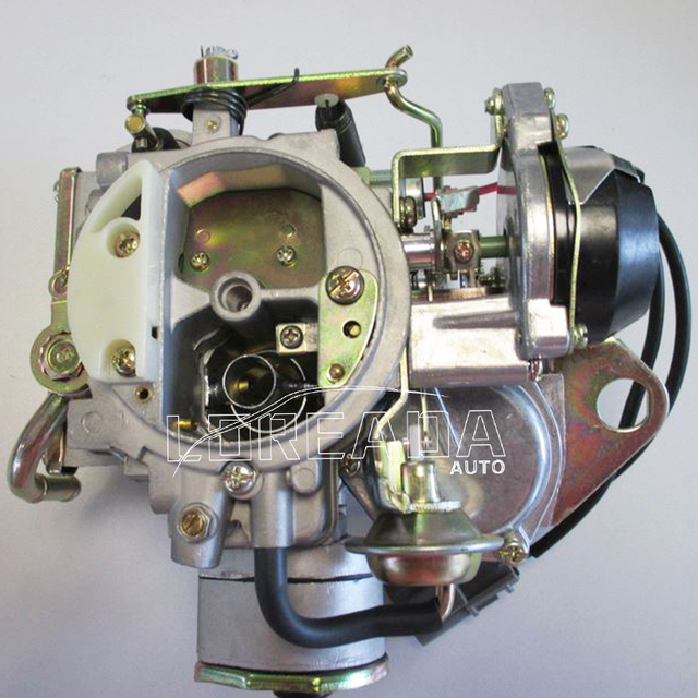 Nuovo Carburatore Carb Assy Per Nissan 720 pickup 2.4L Z24 Motore 1983 1986 OE #16010 21G61 16010 21G60