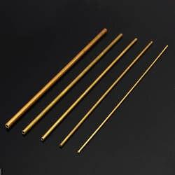 Doersupp 1 шт. латунные трубы 2 мм-6 мм трубопроводная Инженерная модель Инструменты для изготовления латунных труб разъемы латунные трубы