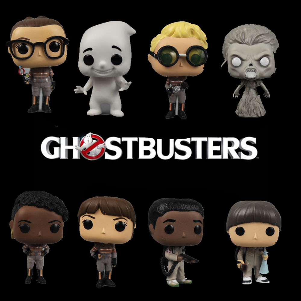 Lucas Ghostbusters Collectible Vinyl Fig Funko Pop Television Stranger Things
