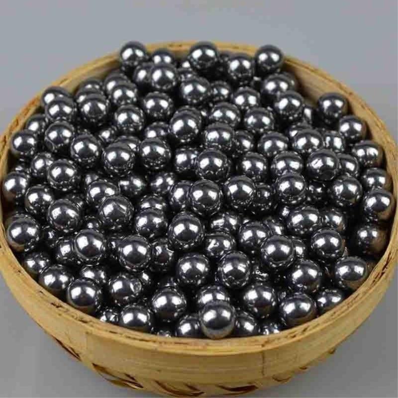 500pcs/Lot 6mm 7mm 8mm Hunting Slingshot Balls Stainless  Steel Balls For Sling Shot Stainless Steel Balls For Shooting