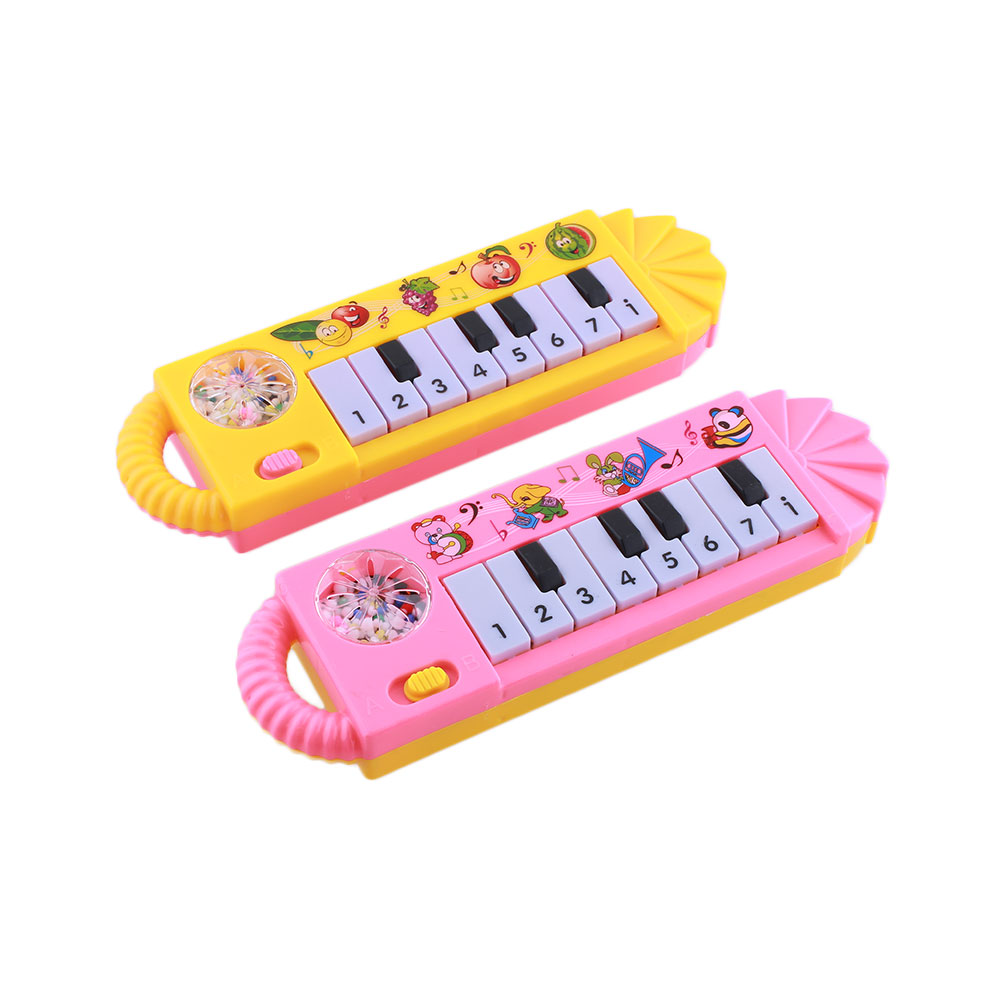 Game Chidren Kid Child Baby Infant Educational Developmental Musical Piano Toy
