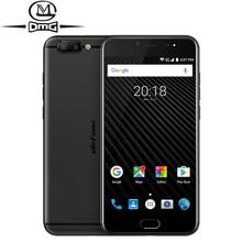 "Ulefone T1 Dual Rückfahrkamera Handy Android 7.0 Helio P25 Octa-core RAM 6 GB + ROM 64 GB 5,5 ""16MP Fingerabdruck 4G Smartphone"