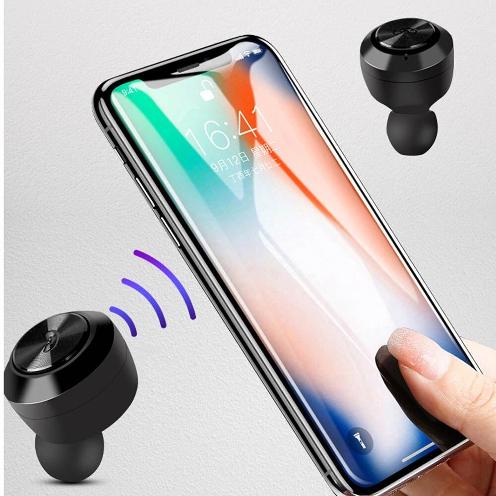 écouteurs Sans Fil A6 Bluetooth 5.0