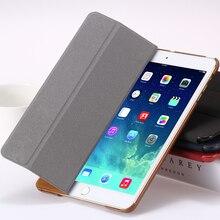 Para el iPad 2 / 3 / 4 caso elegante de los ciervos de lujo cubierta de cuero para apple ipad2 ipad3 ipad4 soporte doblado sueño despierto tabletas bolsas casuales