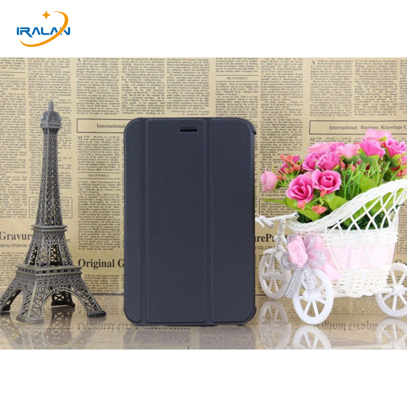 2017 hot Wholesale business pu leather case for samsung galaxy Tab 2 7 0 SM P3100