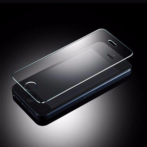 Image 5 - トップ強化ガラススクリーンプロテクター Funda 用 iPhone 11 プロ X XS 最大 XR 8 7 6 6S プラス SE 4 4S 5 5S 5C 10 カバー保護フィルム