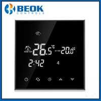 Contrôleur de température Programmable hebdomadaire de Thermostat sous le plancher de pièce d'écran tactile d'affichage à cristaux liquides de TGT70-WP