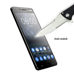 Image 2 - Protector de pantalla de vidrio templado a prueba de golpes para Nokia 2 3 5 6 7 8 9, Protector de pantalla Premium para Nokia 2,2 3,2 4,2 7,2 8 6