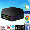Gigabit Media Player Android 6.0 TV Box S912 Wechip T95Z PLUS Octa-core cortex-A53 2G/16G Kodi 2.4G +5G Dual Wifi Bluetooth