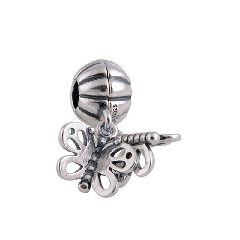 Pandora Friends Forever Butterfly Charm