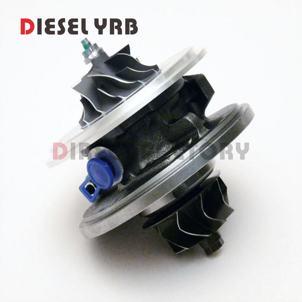 turbocharger core chra GT1749V cartridge <font><b>turbo</b></font> 756047 753556 for <font><b>Peugeot</b></font> 307 308 <font><b>Peugeot</b></font> <font><b>407</b></font> 607 <font><b>2.0</b></font> <font><b>HDi</b></font> image