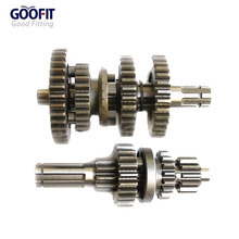 Goofit Main & Counter Shaft with Reverse (3 forward puls 1 reverse gear) or 50-125cc ATV, Dirt Bike K083-003