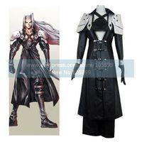Final Fantasy VII Sephiroth Deluxe Halloween Cosplay Costume