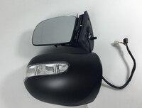 Espejo retrovisor lateral para coche RQXR para mercedes-benz Clase R W251 R280 R300 R320 R350 R400 R430 R500 2005-2010