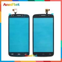 10pcs/lot High Quality For Alcatel One Touch Fierce 2 OT7040N OT7040T 7040N Touch Screen Digitizer Front Glass Lens Sensor Panel