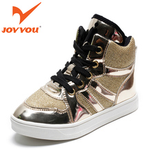 JOYYOU Brand Childrens Boots Girls Boys Fashion Shoes Student Martin Boots With Zipper Winter Botas Casual Kids Boots Flats 2016