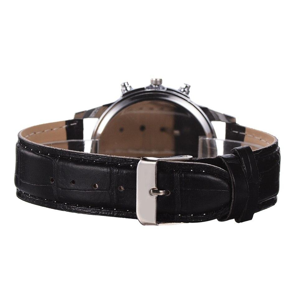 Info Harga Oem Leather Jam Tangan Fashion Wanita Putih Terbaru 2018 Adidas Adh9083 Unisex Mens Brand Top Luxury Roman Numerals Blue Ray Glass Dress Watches