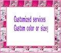 Extra cuota a medida para el tamaño por encargo o el color dinero extra para tailor made