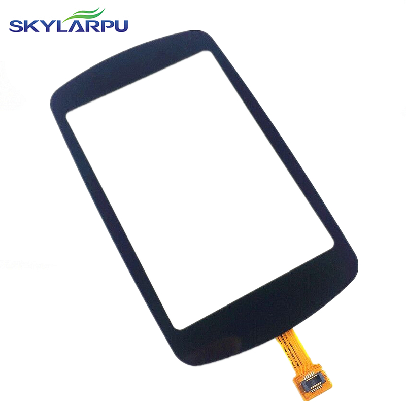 skylarpu 2.6 inch touch panel for Garmin Edge 810 800  GPS Bike Computer Touch screen digitizer panel replacement Free shipping skylarpu 2 2 inch lcd screen module replacement for lq022b8ud05 lq022b8ud04 for garmin gps without touch