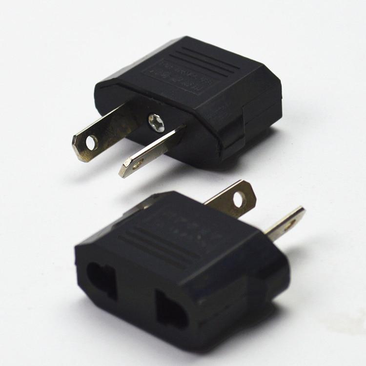 50PCS Universal Travel Power Plug Adapter EU EURO US to AU Adaptor Converter AC Power Plug Adaptor Connector