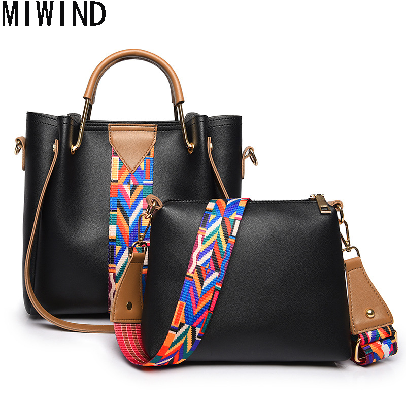 Women handbags 2017 New Fashion Hand Bags Big Capacity Famous Brand  ladies Messenger bag shoulder bag Sac A Main  TSJ1428 fashion patchwork trapeze bags handbags women famous brands women crossbody bag smile face ladies hand bags new big capacity sac