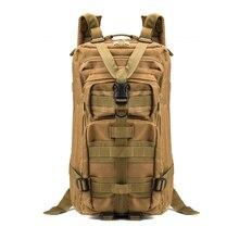 2017 Men Women Outdoor Military Army Tactical Backpack Trekking Sport Travel Rucksacks Camping Hiking Trekking Camouflage Bag