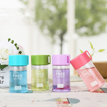 Plastic Hand Warmer Mini Portable Simple Cute Small Drop My Kettle Shake Bottle Pump Milk Movement Adult Kids Travel
