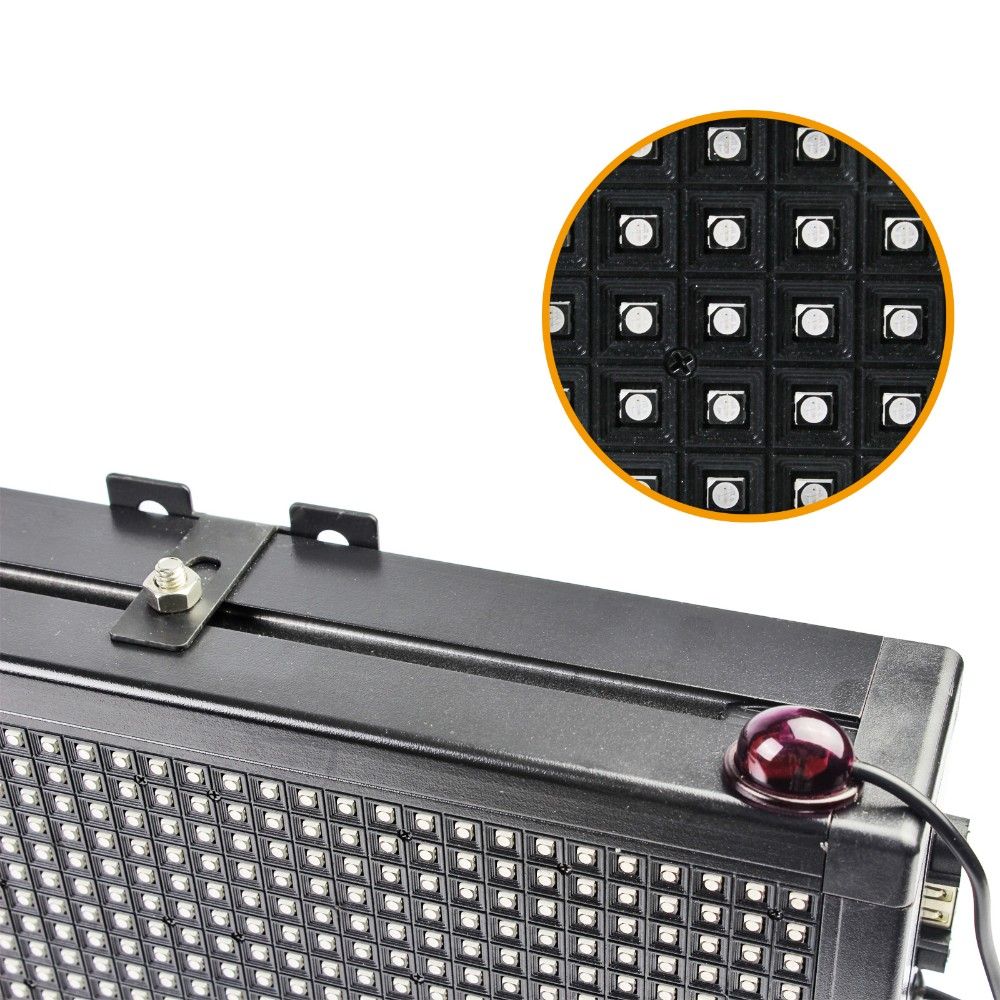 P7.62 RGB Led Display 16128 Dots Matrix Remote Control Programmable Scrolling Message Display Board Indoor Used6