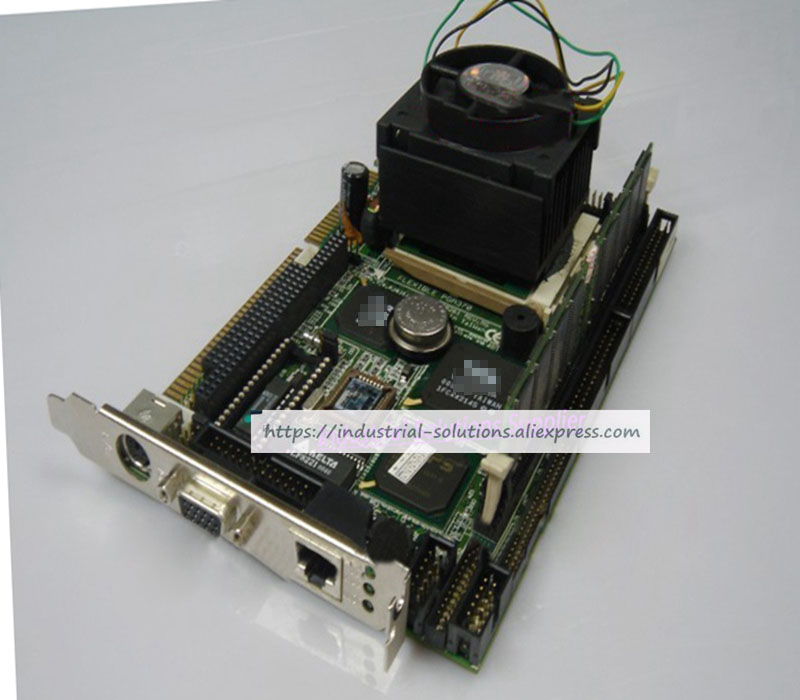 High quality SBC8261 REV A5 Long Card with CPU&Fan&Memory 100% Tested Good Quality 1pcs pca 6186 rev b2 478 selling with good quality
