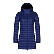 Kış kapşonlu şişme ceket kadınlar ceket zarif sıcak ceket Ultra hafif 90% ördek kaput aşağı Parka kadın XXXL palto