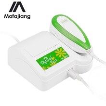 Цифровой измеритель влажности кожи прибор для ухода за кожей анализатор содержания масла монитор прибор для ухода за лицом мониторинг 3