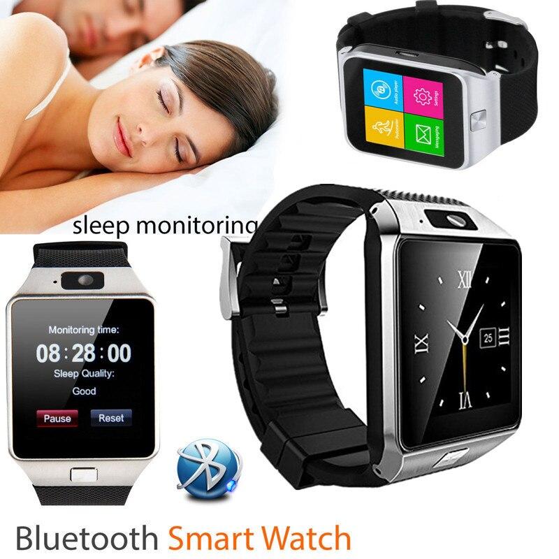 Smart watch digital dz09 u8 muñeca con hombres electrónica bluetooth tarjeta sim