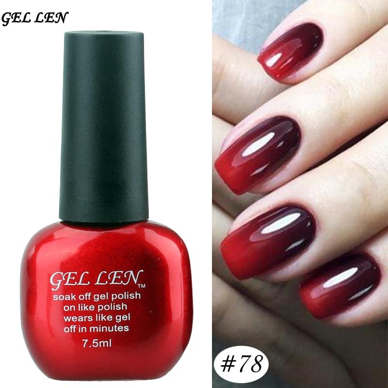 Aliexpress.com : Buy Gel Len Nail Polish UV Nail Gel