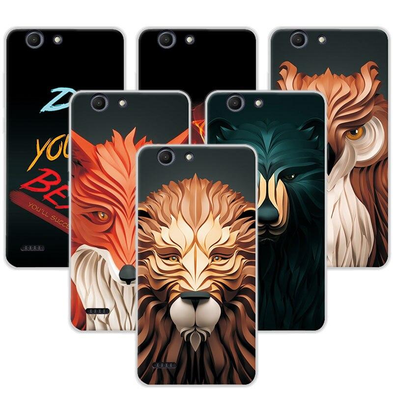 Fashional Attractive Painting For Coque Vodafone Smart E8 Case Cover 5 Soft TPU Phone Case Funda For Vodafone Smart E8 VFD-510
