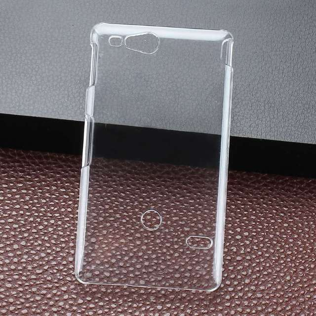 New Arrival Ultra Thin Transparent Dirt-Resistant Plastic Crystal Clear Hard Back Cover Case for Sony Xperia Go ST27i Coque Capa