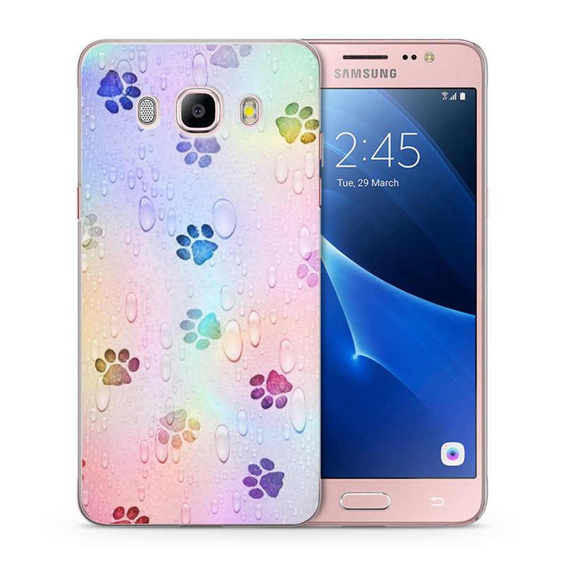ТПУ Роскошные для Samsung Galaxy J1 J3 J5 J7 J120 J330 J530F G530 премьер Мягкие TPU крышка дизайн звезда розовый чехол Fundas C165