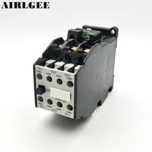 CJX1-22 (3TB43) Fasi Poli 2NC + 2NO 22A Contattore di CA 24 36 110 220,380 V Tensione della Bobina