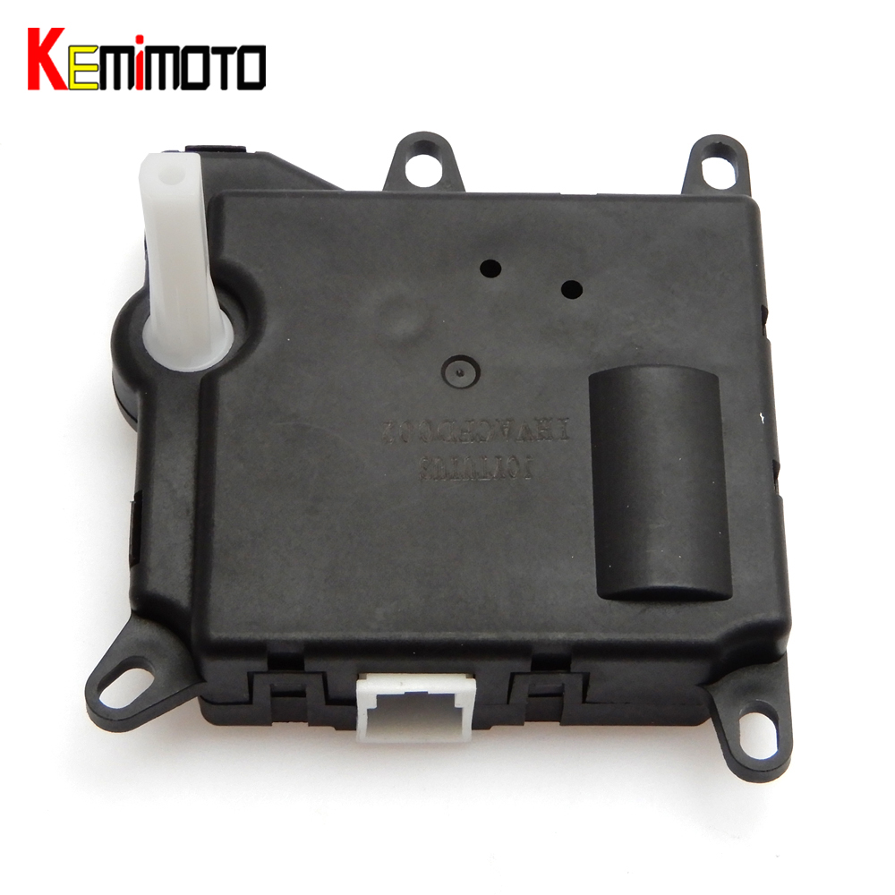 Kemimoto hvac heater air blend door actuator 604 203 for ford f250 f350 f450 excursion