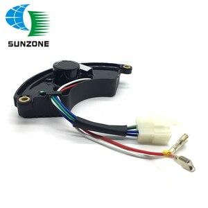 Image 2 - 7 кВт однофазовый АРН автоматический регулятор напряжения для генератора, регулируемый