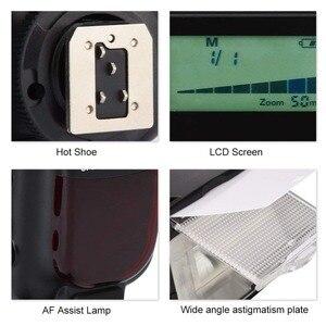 Image 5 - Flash meike mk950 i ttl speedlite 8, controle brilhante para nikon d7100 d7000 d5300 d5200 d5100 d5000 d3100 d750 d600 d90 d80