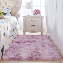 Bedroom Floor Rug Living Room Sofa Area Rugs Long Size Tea Table Floor Mat Girls Room Decor Tie dyed Color Carpet Tatami tapetes