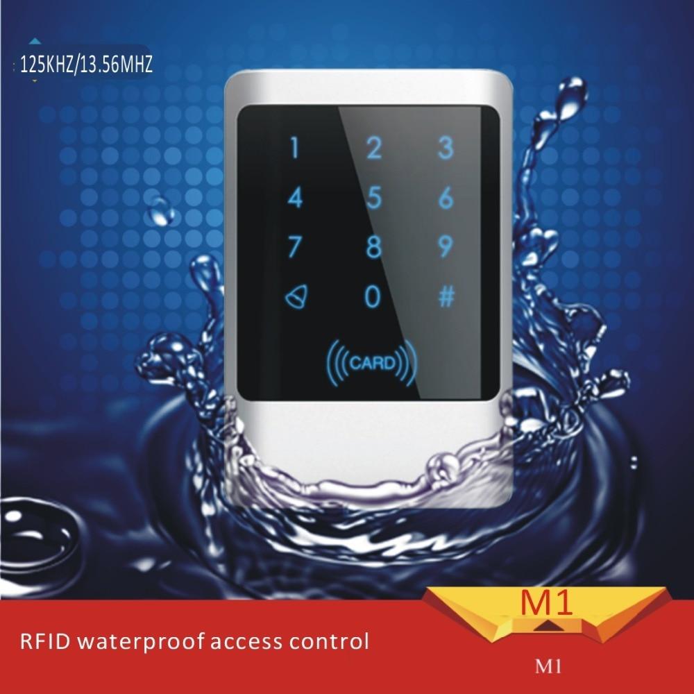 Metalloberteil imprägniern, / Note digitaler Schlüssel 125KHZ RFID - Schutz und Sicherheit - Foto 2