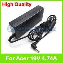 19 V 4.74A 90 W laptop charger ac power adapter para o Acer Extensa 5630E 5630G 5630Z 5635G 5635Z 5735G 5920 6535 6600 6700Z 6702