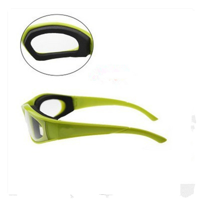 MOM'S HAND Kitchen Tools Onion Cutter Goggles Onion Tear Free Glasses Chopping Eye Protector Glasses 6