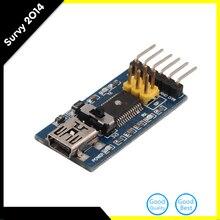 FTDI FT232RL USB Para TTL Serial IC Adapter Converter Module Para Arduino 3.3 V 5 V Interruptor FT232