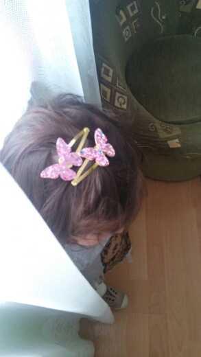 """Милая Заколка """"Бабочка"""" детский зажим для волос для девочек заколки для волос аксессуары для детей заколки для волос головной убор"""