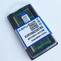 Новые 8 ГБ DDR3 pc3 8500 1066 мГц sodimm 204 контактный Тетрадь памяти cl7 памяти ноутбука Оперативная память 8 г 1066 мГц низкой плотности Non ECC протестирован