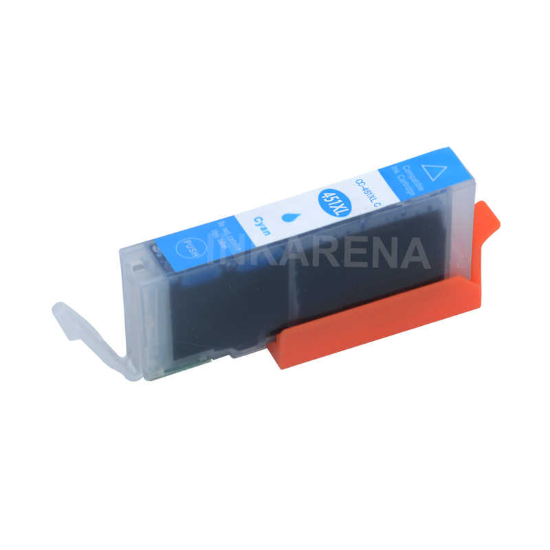 PGI-450 PGI450 CLI451 Tinta untuk Canon PIXMA MG5440 MG6340 MG6440 MG7140 MG7540 IX6540 IX6840 IP7240 IP8740 Tinta Printer