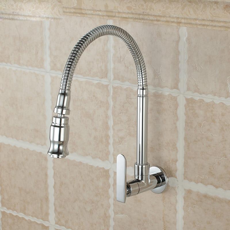 Acquista all 39 ingrosso online cucina a parete rubinetto da - Rubinetto da muro ...