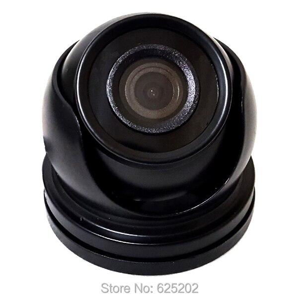 Security Economy Mini Indoor CMOS 800TVL CCTV Camera with Metal Casing